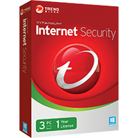 Trend Micro Internet security 3-3U 12M