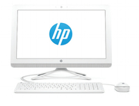 "HP 22-b058ng 2.3GHz i3-6100U 21.5"" 1920 x 1080Pixel Bianco PC All-in-one"
