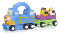 Little Tikes Handle Haulers Deluxe Big Top Charlie Plastica veicolo giocattolo