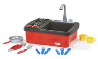 Little Tikes Splish Splash Sink & Stove Cucina e cibo Set da gioco