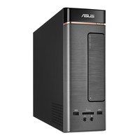 ASUS VivoPC K20CD-IN004D 3.7GHz i3-6100 Torre Argento PC