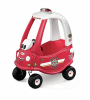 Little Tikes Cozy Coupe Fire Spinta Auto