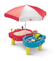 Little Tikes Sand & Sea Play Table Tavolo per sabbia e acqua