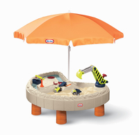 Little Tikes Builders Bay Sand & Water Table Tavolo per sabbia e acqua