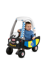 Little Tikes Tikes Patrol Police Car Refresh Spinta Auto