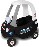 Little Tikes Tikes Patrol Police Car Spinta Auto