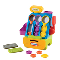 Little Tikes Cash Register Shopping Set da gioco
