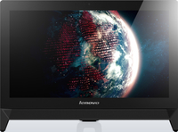 "Lenovo IdeaCentre C20 1.6GHz J3060 19.5"" 1920 x 1080Pixel Nero PC All-in-one"
