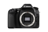 Canon EOS 80D + EF-S 18-135mm f/3.5-5.6 IS USM Kit fotocamere SLR 24.2MP CMOS 6000 x 4000Pixel Nero