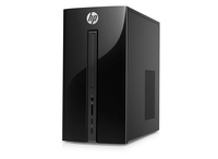 HP Pavilion 510-p100nb 3.5GHz A10-9700 Torre Nero PC
