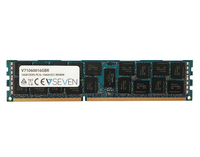 V7 16GB DDR3 PC3-10600 - 1333mhz SERVER ECC REG Server Módulo de memoria - V71060016GBR