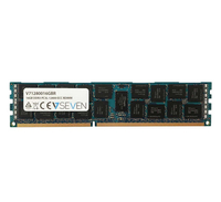 V7 16GB DDR3 PC3-12800 - 1600mhz SERVER ECC REG Server Módulo de memoria - V71280016GBR