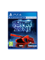 Sony Battlezone PS4 Basic PlayStation 4 Tedesca videogioco