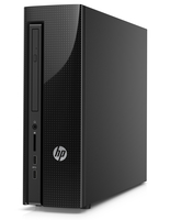 HP Slimline 410-108ns 3.7GHz i3-4170 SFF Nero PC