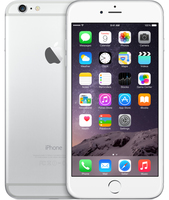Forza Refurbished Apple iPhone 6 Plus SIM singola 4G 64GB Argento, Bianco Rinnovato