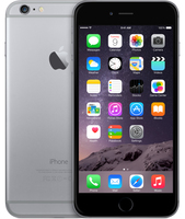 Forza Refurbished Apple iPhone 6 Plus SIM singola 4G 64GB Nero, Grigio Rinnovato