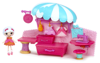 Lalaloopsy Minis Boutique Shopping Set da gioco