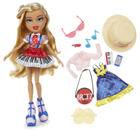 Bratz Music Festival Vibes Doll Assortment Multicolore bambola