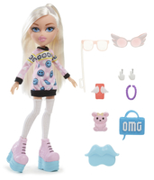 Bratz SelfieSnaps 2.0 Version Doll Cloe Multicolore bambola