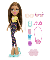 Bratz SelfieSnaps 2.0 Version Doll Yasmin Multicolore bambola