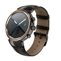 "ASUS WI503Q-2LBGE0001 1.39"" AMOLED 80g Nero, Marrone smartwatch"