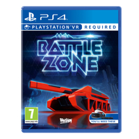 Sony Battlezone, PS4 Basic PlayStation 4 ESP videogioco