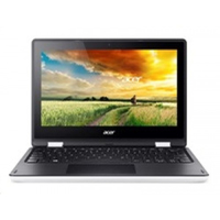 "Acer Aspire R 11 R3-131T-P35K 1.6GHz N3710 11.6"" 1366 x 768Pixel Touch screen Nero, Bianco Ibrido (2 in 1)"