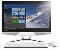 "Lenovo IdeaCentre 700 2.7GHz i5-6400 23.8"" 1920 x 1080Pixel Touch screen Bianco PC All-in-one"