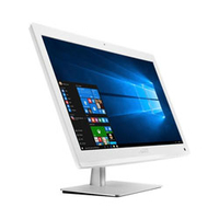 "ASUS Vivo AiO V220IB-GKWC002M 1.6GHz N3700 21.5"" 1920 x 1080Pixel Bianco PC All-in-one All-in-One PC"