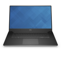 "DELL Precision M5510 2.7GHz i7-6820HQ 15.6"" 3840 x 2160Pixel Touch screen Nero, Argento Workstation mobile"