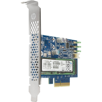HP Z TurboDrive G2 256GB TLC PCIe 1st SSD PCI Express 3.0