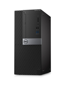 DELL OptiPlex 7040 MT + Microsoft Office Professional 2016 3.4GHz i7-6700 Mini Tower Nero PC