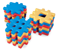 Little Tikes Big Waffle Blocks 18pezzo(i) toy building blocks