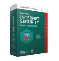 Kaspersky Lab Internet Security Multi-Device 2016 3U 1Y Base license 3utente(i) 1anno/i ESP