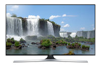 "Samsung UN65J6300AF 65"" Full HD Smart TV Wi-Fi Nero, Argento LED TV"
