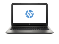 "HP 15-ba013cl 2.2GHz A8-7410 15.6"" 1366 x 768Pixel Touch screen Argento Computer portatile"