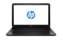 "HP 15-ay012nf 1.6GHz N3060 15.6"" 1366 x 768Pixel Nero Computer portatile"