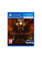 Sony Until Dawn Rush Blood PS4 VR Basic PlayStation 4 videogioco