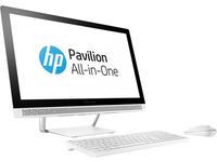 "HP Pavilion 24-a152cn 2.2GHz i5-6400T 23.8"" 1920 x 1080Pixel Nero, Bianco PC All-in-one"