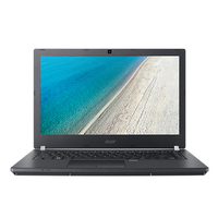 "Acer TravelMate P449 2.3GHz i5-6200U 15.6"" 1920 x 1080Pixel Touch screen Nero Computer portatile"