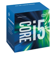 Intel Core ® T i5-7600 Processor (6M Cache, up to 4.10 GHz) 3.5GHz 6MB Cache intelligente Scatola processore