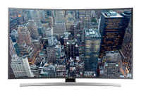 "Samsung UE48JU6655U 48"" 4K Ultra HD Smart TV Wi-Fi Nero, Argento LED TV"