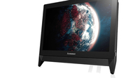 "Lenovo C20-05 1.8GHz E2-7110 19.5"" 1920 x 1080Pixel Nero PC All-in-one"