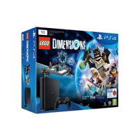 Sony PlayStation 4, Lego Dimensions 1000GB Wi-Fi Nero