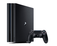 Sony PlayStation 4 Pro 1000GB Wi-Fi Nero