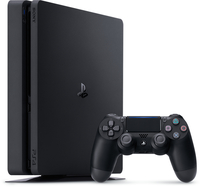 Sony Playstation 4 Slim 500GB 500GB Wi-Fi Nero