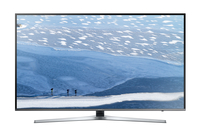 "TV LED 55"" SAMSUNG 4K UE55KU6470 ITALIA BLACK"
