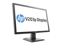 "HP V203p 19.5"" HD+ IPS Nero monitor piatto per PC"
