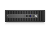 HP EliteDesk 800 G2 SFF 3.7GHz i3-6100 SFF Nero PC