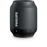 Philips BT25B/00 Mono portable speaker 2W Cilindro Nero altoparlante portatile